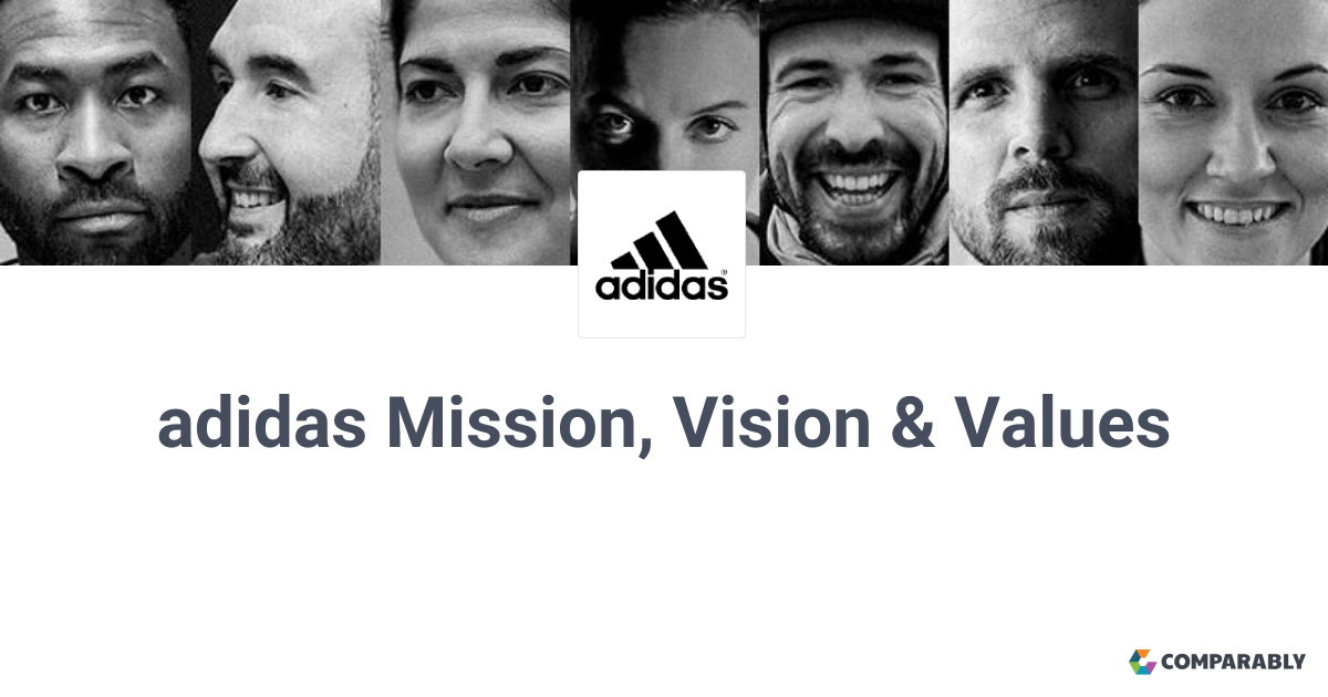 adidas Mission, Vision & Values | Comparably