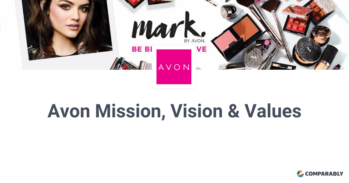 avon mission vision values comparably
