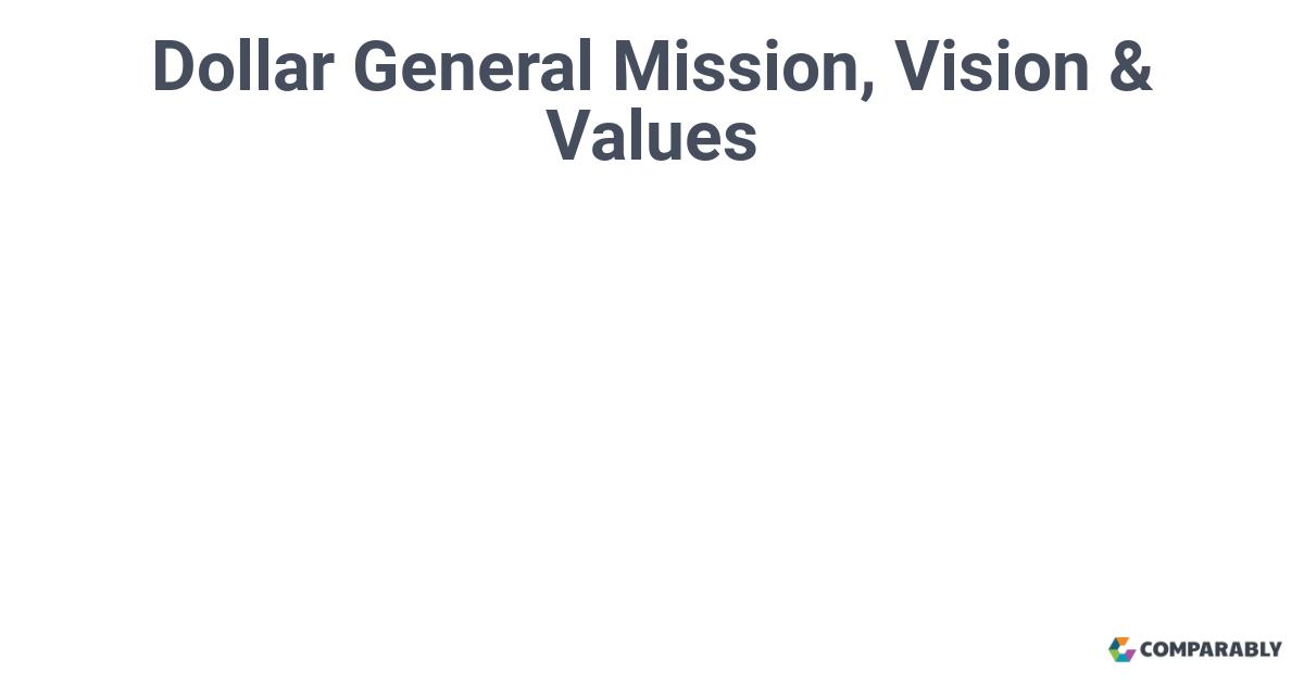 general mills vision statement
