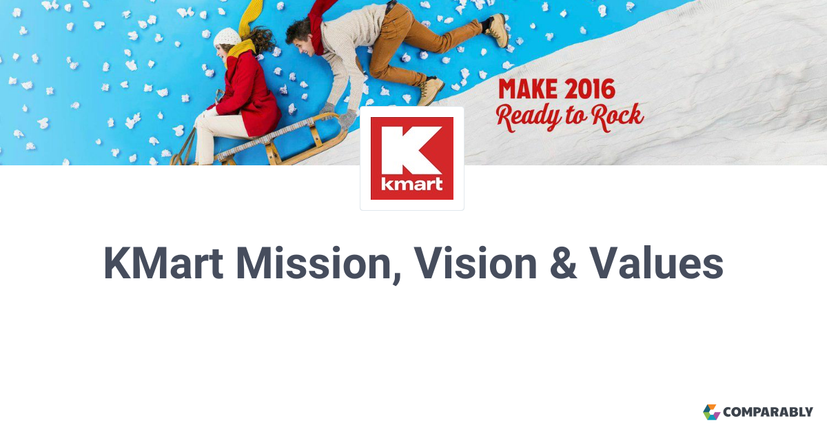 KMart Mission, Vision & Values | Comparably
