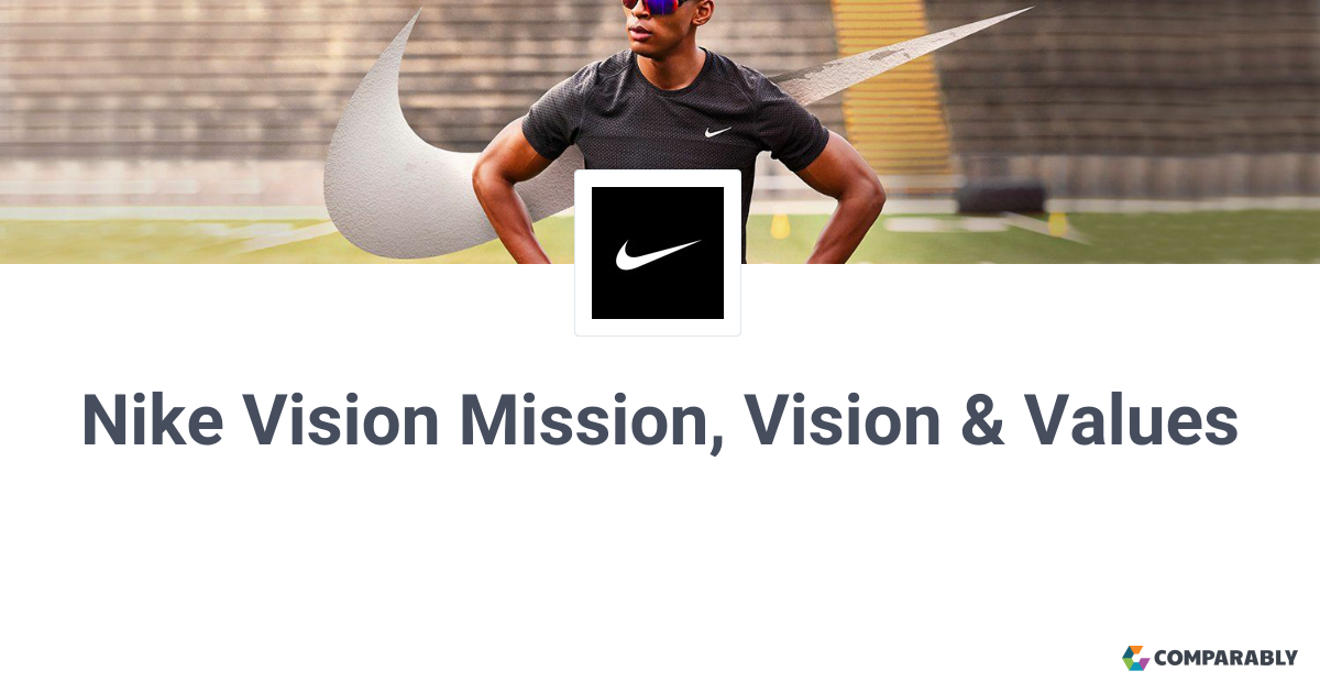 nike mission and vision statement