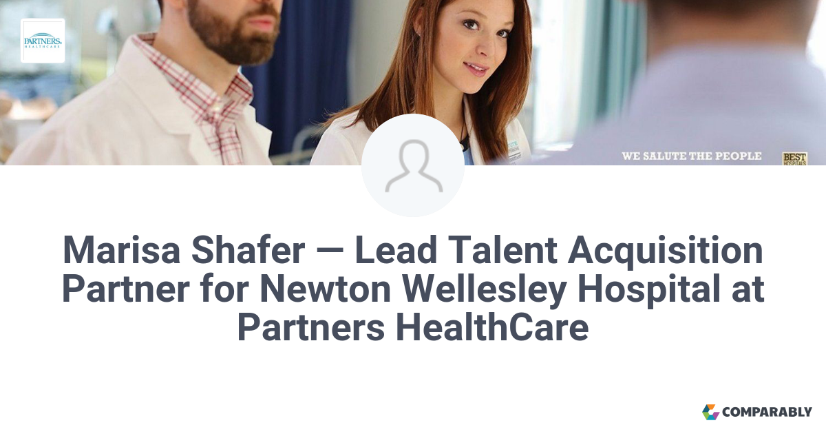 Marisa Shafer — Lead Talent Acquisition Partner for Newton Wellesley