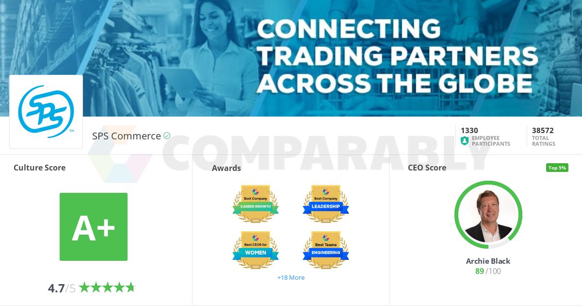 sps commerce company culture