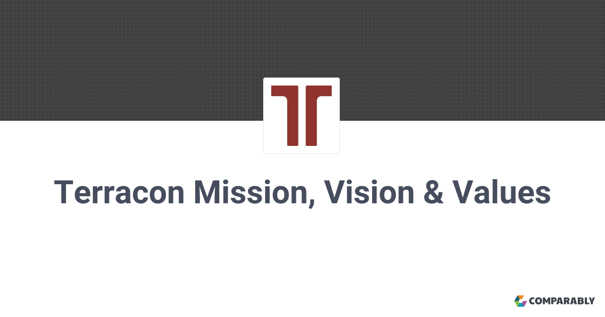 Terracon Mission, Vision & Values | Comparably