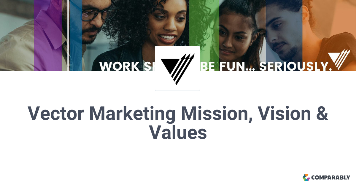vector marketing mission  vision  u0026 values